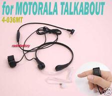 Throat Vibration  Mic for Motorola Talkabout Ham E36MT