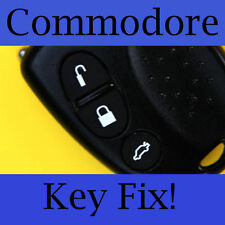 Holden Commodore Key Buttons VS VT VX VY VZ WH WK