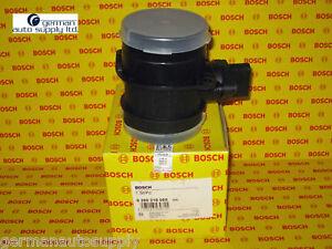 Audi Air Mass Sensor, MAF - BOSCH - 0280218065 - NEW OEM