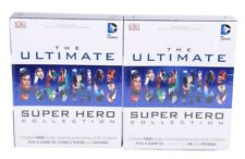 2x DK The Ultimate DC COMICS Super Hero Collection NEW Comic book history guide
