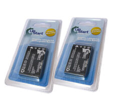 2x Battery for Kodak Easyshare DX6490, DX6490, Easyshare Z760, P850, Z730