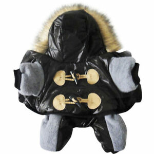 ♪Closeout Sale - J&S Cute Cotton Padded Pet Jackets - For Fall and Winter Season