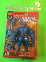 X-Men BEAST Orange Card Marvel Comics Action Figure MOC 1994 EXCELLENT