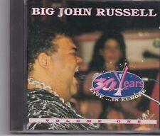 Big John Russel-30 Years cd album