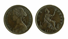 pcc1797_13) Great Britain Queen Victoria - One 1  penny 1872