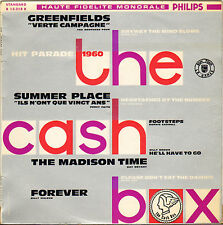 "COMPIL ""HIT PARADE 1960"" POP ROCK 60'S 25 CM PHILIPS 13218"