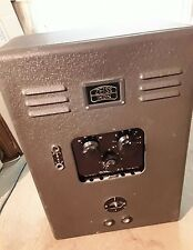 Zeiss Ikon Dominar -L German Vintage cinema Audio Tube Amplifier EL12 x2 EF40 x4