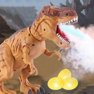 Tyrannosaurus Rex Dinosaur Electric Walking Animal Toy Children Toys Hot Gift