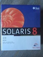 Sun Solaris 8 SPARC 10/00 Complete In-The-Box SEALED