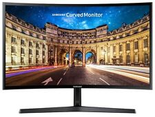 "SAMSUNG C24F396 24"" CURVED LED LCD MONITOR FULL HD 1920 x 1080 3000:1 VGA HDMI"