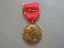 medaille  societe industrielle de l'est  en argent gros modul