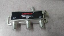 3-WAY DIGITAL SPLITTER HD TV CABLE ANTENNA Antronix commscope
