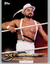 2018 Topps WWE #7 Andrade Cien Almas