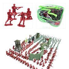 Neu 238 Stk Soldaten Army Armee Militaerische Spielzeug Spielset Kind Geschenk