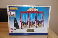 Navidad Lemax barcos de oscilación