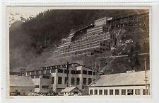 A.J.G.M. Co's MILL, JUNEAU: Alsaka USA postcard (C21637)
