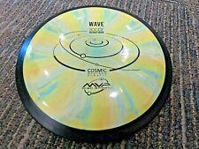 MVP COSMIC NEUTRON PLASTIC WAVE DISC GOLF DRIVER YELLOWBLUE / BLACK 159G LSDiscs