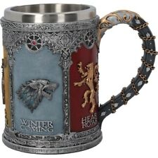 Game of Thrones Great Houses Sigil Drinking Tankard Beer Mug 14cm