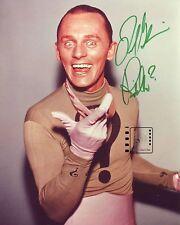 "Frank Gorshin ""The Riddler"" Batman TV Show Signed  8""x 10"" Color PHOTO REPRINT"