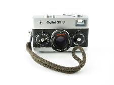Rollei 35 s Germany cámara compacta Compact Camera sonnar 2,8/40 HFT