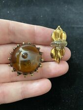 Vintage Orplid/ Bimini Glass Buttons Referenced