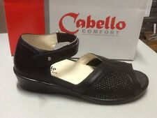 ladies shoe Cabello 6930 black size 41/10