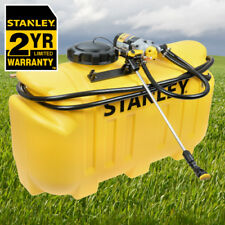 STANLEY 98 LITRE SPOT / BROADCAST SPRAYER 12V ATV GARDEN WEED SPRAYER PUMP TANK