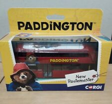 Corgi CC89203 NBFL London Borismaster (new Routemaster) Bus  Paddington Bear
