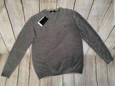 TRUSSARDI Maglia/ Sweater V Neck Lana/Wool Men