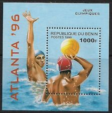 Benin Stamp - 96 Summer Olympics Stamp - NH