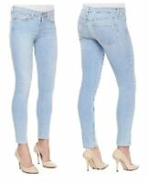 Womens Ex Zara Jeans Light Wash Denim Spandex Jeans Trouser BNWT Size 6 - 18