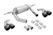 Megan Stainless Steel Axleback Exhaust Fits BMW M4 F82 15-17 MR-ABE-BF82-BC