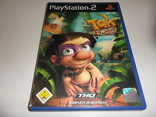 Playstation 2 ps 2 tak et le pouvoir du Juju usk-Classification: usk à partir de 6