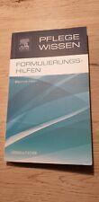 Pflege Wissen,Formulierungs-Hilfen,guter Zustand