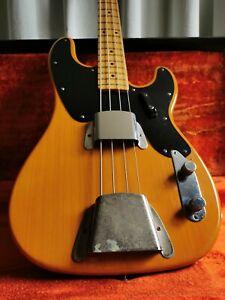 1969 Fender Telecaster Bass - 60s Vintage Bass - W/ CASE CBS