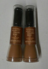 2 powder lot BOURJOIS PINCEAU POUDRE LIBRE LOOSE POWDER  67 SOLEIL DORE unsealed