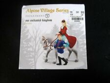 Dept 56 Our Enchanted Kingdom Alpine Village Porcelain Christmas Accessory Nib