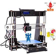 A8 3D Printer Kit Prusa i3 Reprap MK8 Extruder - MK3 Heatbed LCD Controller