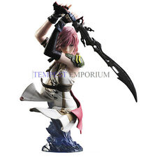 Final Fantasy Lightning Static Arts Bust Official Merchandise Brand New** FF13