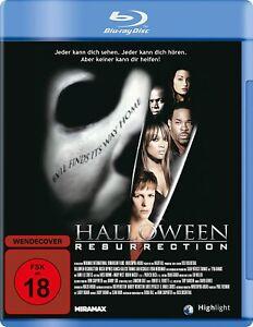 HALLOWEEN RESURRECTION - Blu Ray Disc -