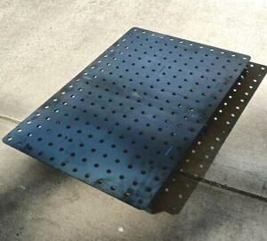DIY Welding Bench/Table Top, Flat Packed Laser Cut Steel