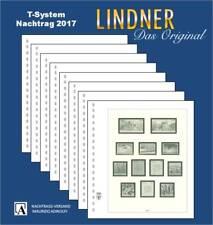 Lindner Nachtrag 2017 Liechtenstein T178 + Österreich T209 (beide Länder)