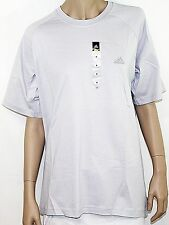 ADIDAS ESS Crew Tee - Shirt Men 643459 T-Shirt Herren Lightgranit Größe Medium