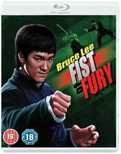 Fist Of Fury - [Dual Format Edition - DVD & Blu ray] NEW & SEALED - Bruce Lee