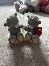 tatty teddy ornament - engagement