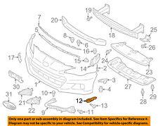 SUBARU OEM 13-16 BRZ Front Bumper-Side Bracket Left 57707CA050