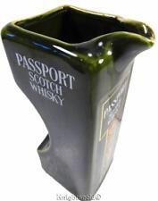Wade Passport Scotch Jug Whisky Decanter Alcohol England 600 ml