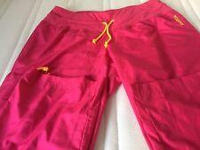 REEBOK- Tres beau Pantalon Fitness Fuschia- TBE