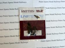 Smiths LP4F Fine 3 Link Couplings Assembled Brass (PK8) OO Gauge