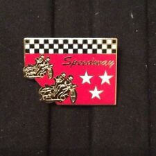 2016 SPEEDWAY GOLD BADGE     ( EXCELLENT CONDITION )
